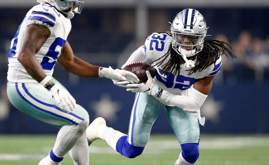 official photos 9d250 58b80 Dallas Cowboys release 53-man roster; see which players ...