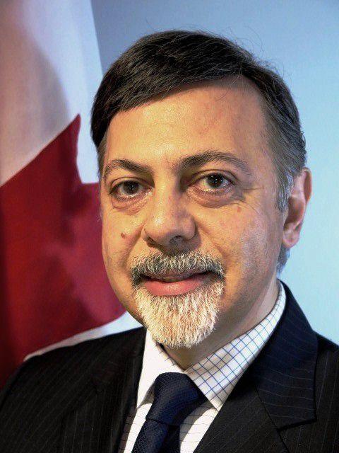 Vasken Khabayan, acting general consul general of Canada in Dallas