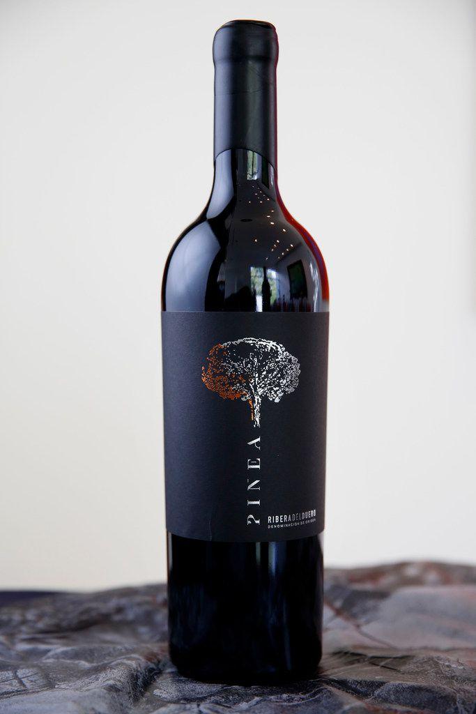 Pinea 2014, a tempranillo from Pinea wine