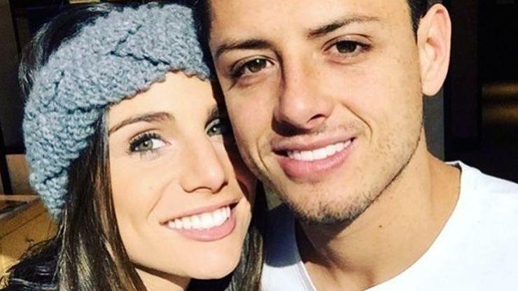 """Esta fotografía de Javier """"Chicharito"""" Hernández y su ex novia Lucía Villalón fue compartida en el 2016 a través de Instagram. AGENCIA REFORMA"""