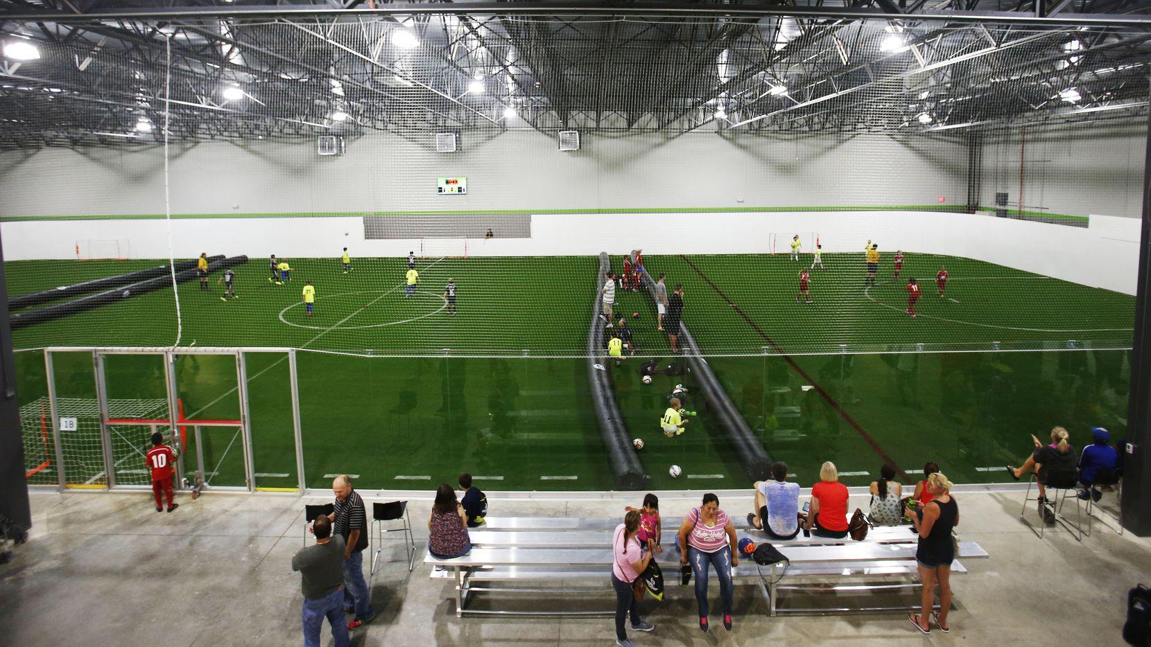 Los Mesquite Outlaws serán un nuevo equipo de futbol indoor en el Norte de Texas, que competirá en la liga MASL.