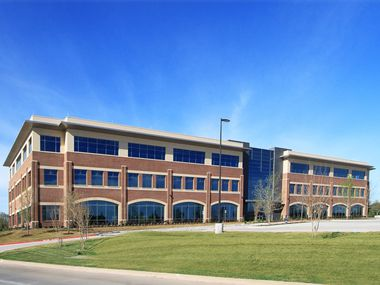 The Legacy business park building is fully leased to a health care firm.