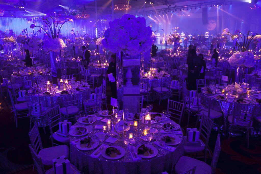 The Crystal Charity Ball, Dec. 5, 2015 at the Hilton Anatole.  Photographs by Desiree Espada.