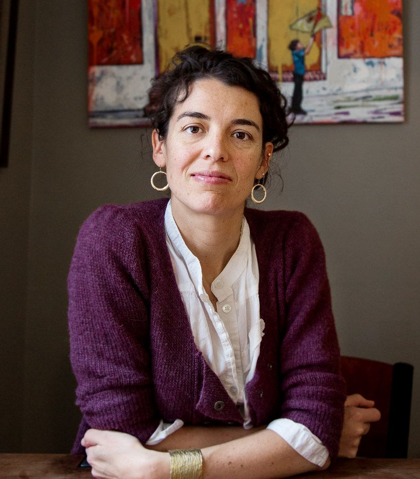 Tony- and Pulitzer Prize-winning playwright, Quiara Alegría Hudes. Her play, Elliot, A Soldier's Fugue, will be presented by WaterTower Theatre in Addison Jan. 26-Feb. 18, 2018.