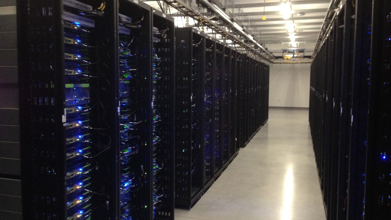 Almost a dozen data center projects are underway in North Texas.
