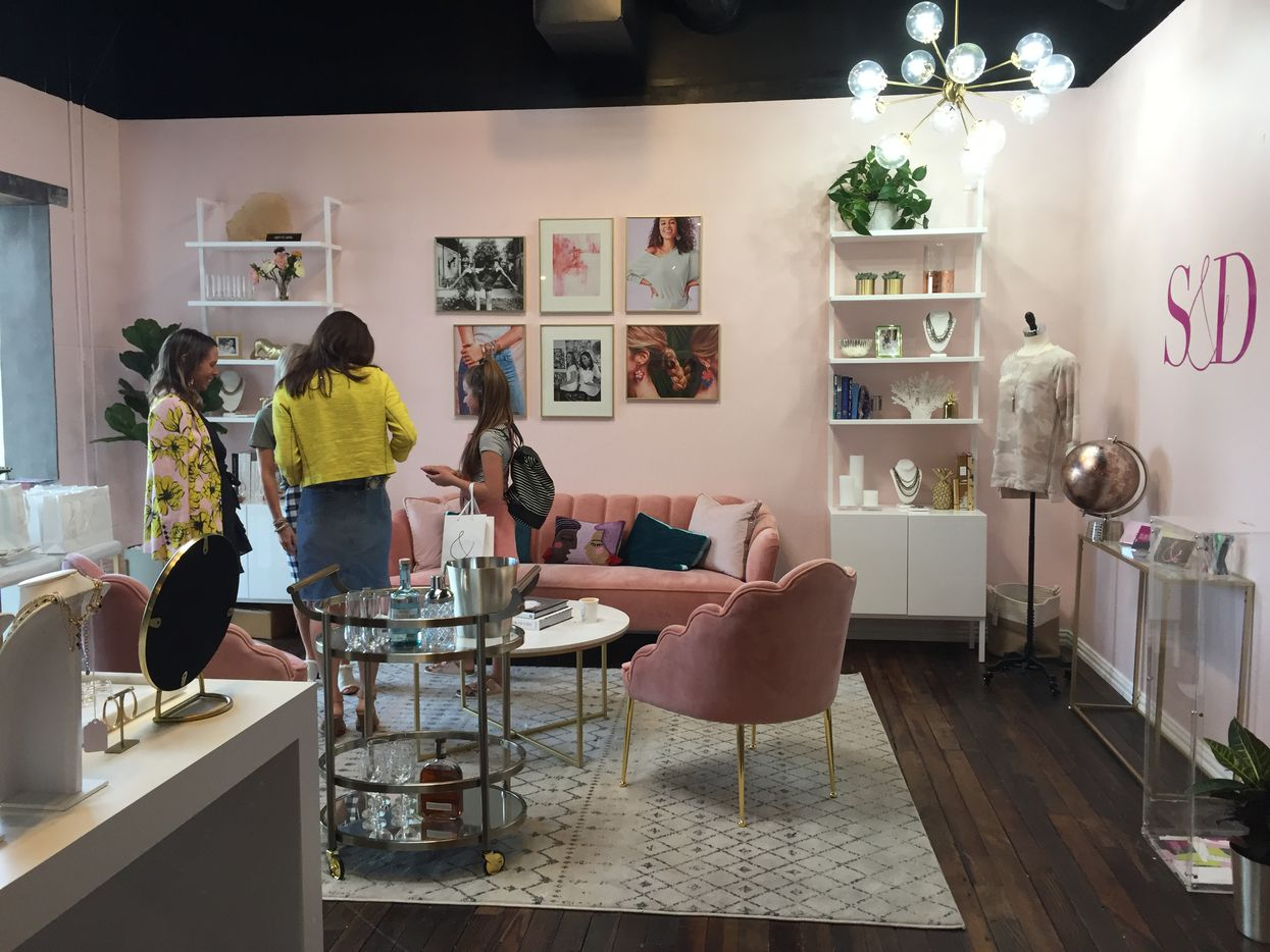 Stella & Dot is open through April 20, 2019, at 3010 N. Henderson Ave. in Dallas.