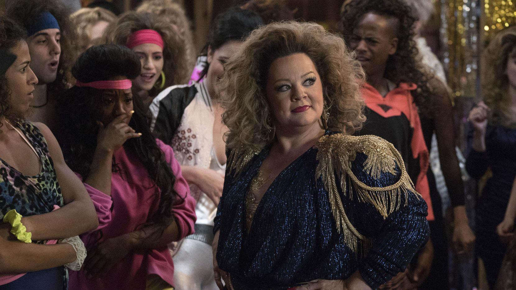 "Melissa McCarthy interpreta a una mamá que decide regresar a la universidad en la película ""Life of the Party"".(Warner Bros. Pictures)"