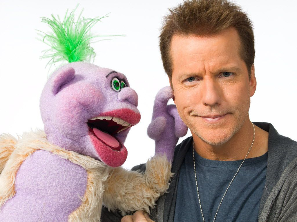 Jeff Dunham will perform at the American Airlines Center on June 21 and June 22