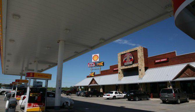 La persecución inició en una gasolinera de Italy, Texas, cercana a la Interestatal 35E. (DMN/ARCHIVO)