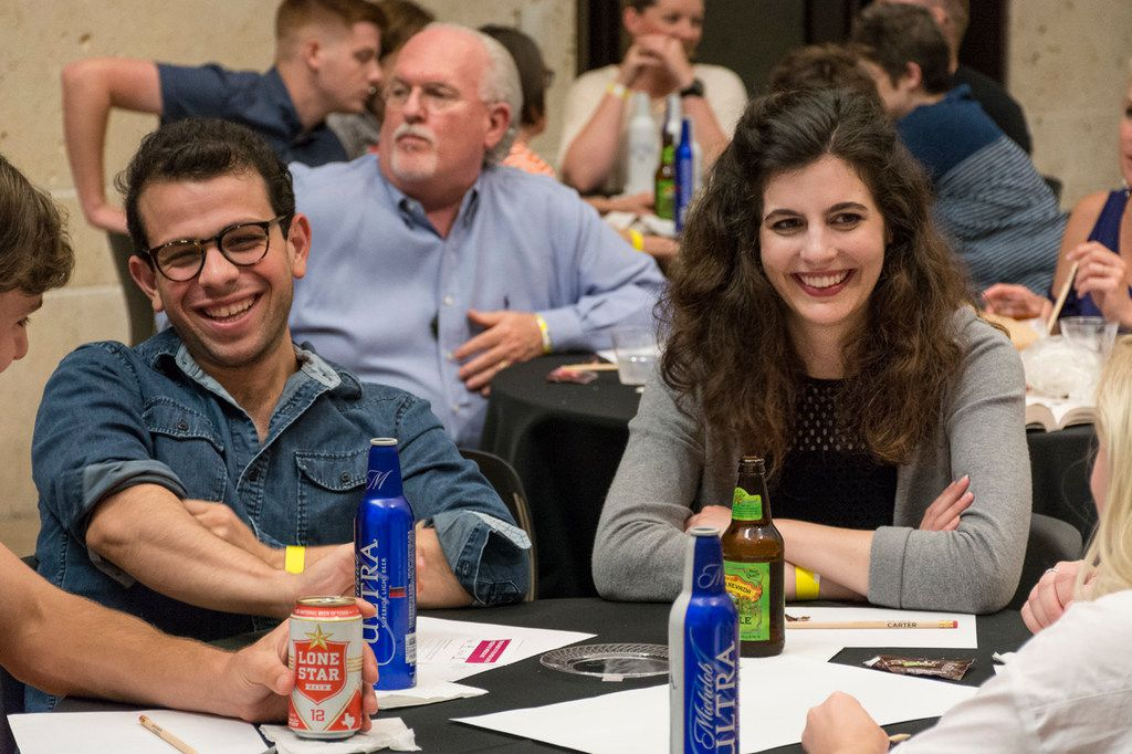 Trivia Night is an adults-only event at the Amon Carter inspired by the museum's collection.