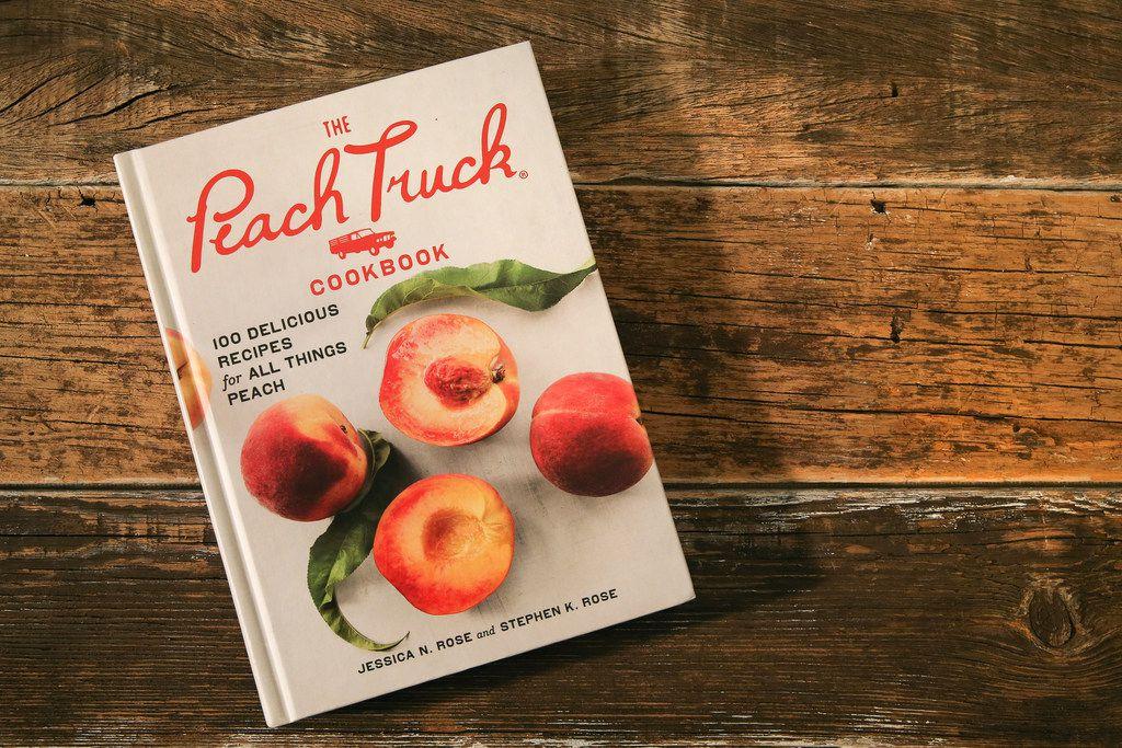 """""""The Peach Truck"""" cookbook"""
