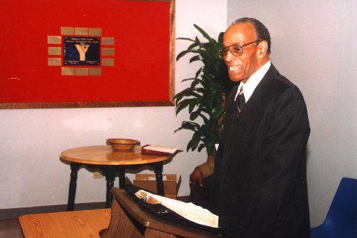 The Rev. Jesse Borns was killed in 1999.