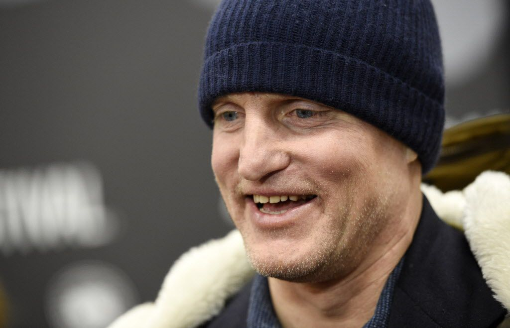 Woody Harrelson/ AP