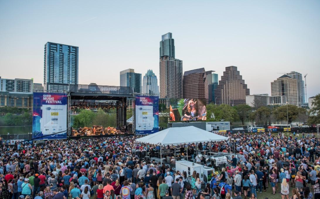 El festival SXSW de Austin inició este viernes 9 de marzo. (MERRICK ALES/CORTESÍA SXSW)