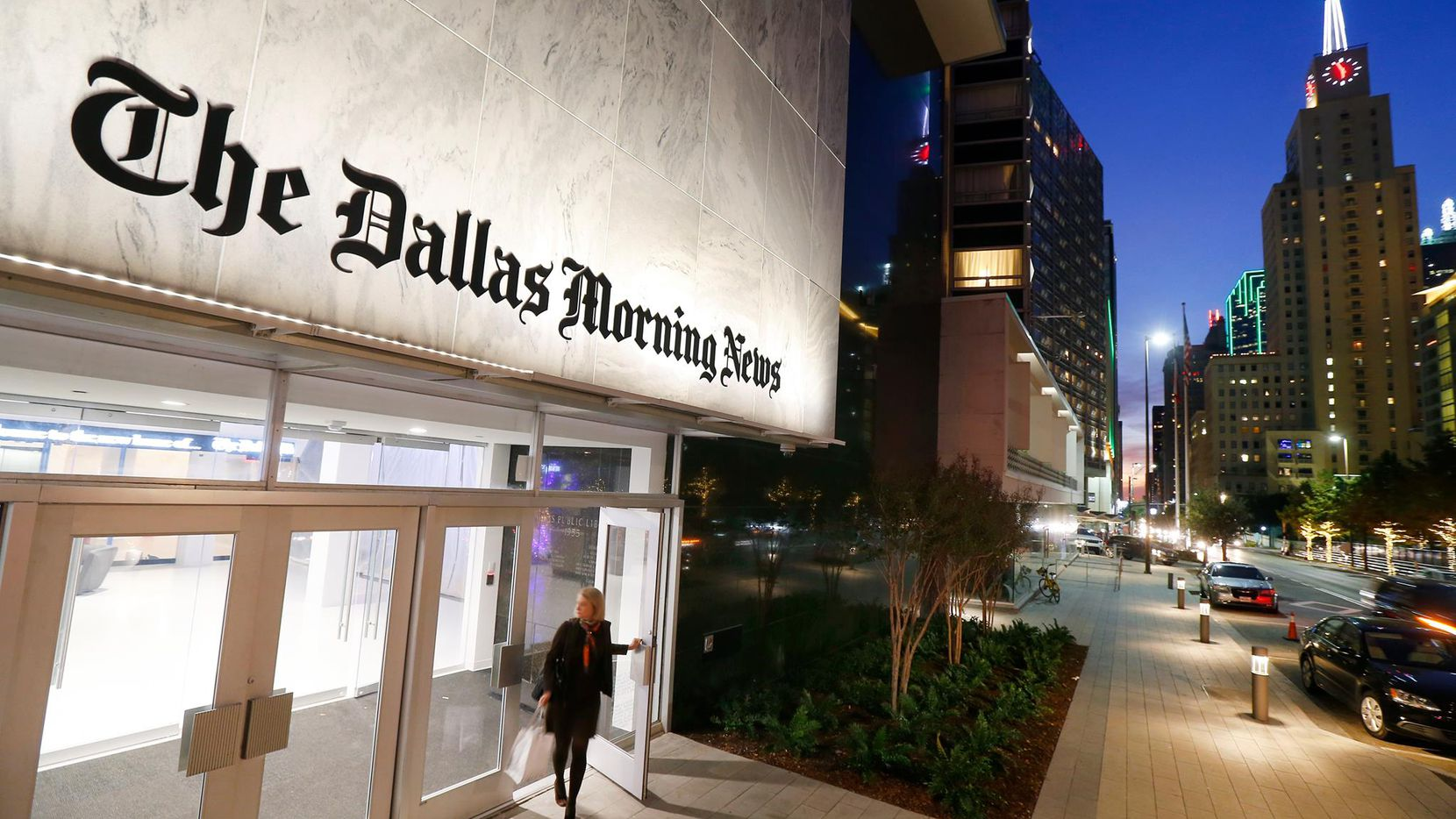 A number of changes will kick off this week in the print editions of The Dallas Morning News.