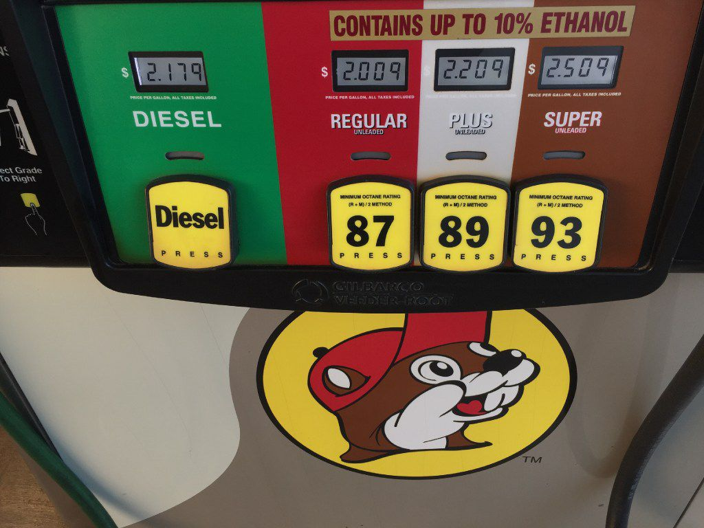 Buc-ee's Convenience Store in Terrell, Texas on May 6, 2017. (Irwin Thompson/The Dallas Morning News) STOCK