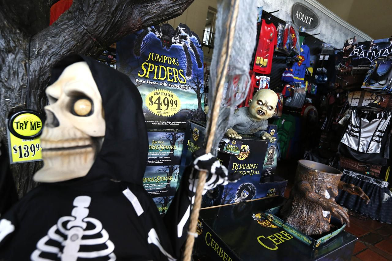 Halloween has grown into a major consumer holiday, with 157 million Americans expected to celebrate this year and estimated to spend $6.9 billion on the holiday.