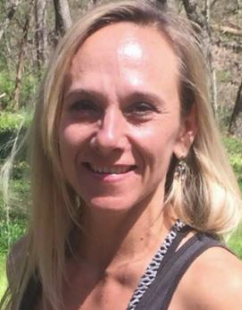 """Terri """"Missy"""" Bevers, a fitness instructor, was found dead at Creekside Church of Christ in Midlothian."""