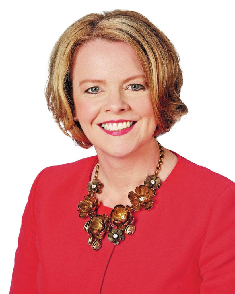Jill Soltau is J.C. Penney's new CEO.