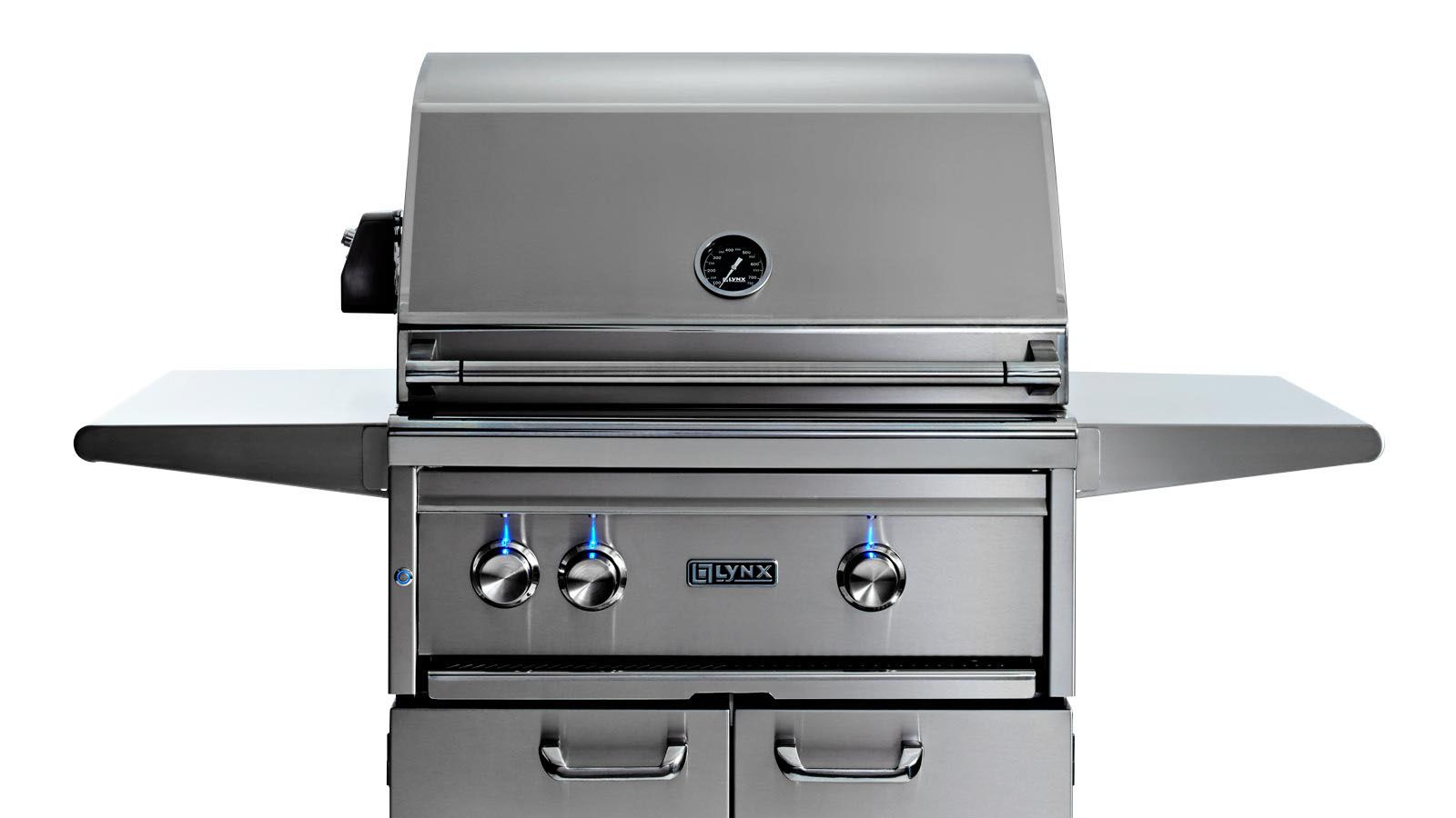 A Lynx Professional 27-inch propane grill that now sells for about $3,000 would cost about $350 more, because of President Donald Trump's decision to impose tariffs on $48 billion in imported steel and aluminum.