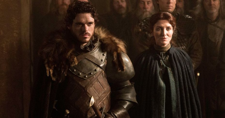 RIP, Robb and Catelyn (HBO)