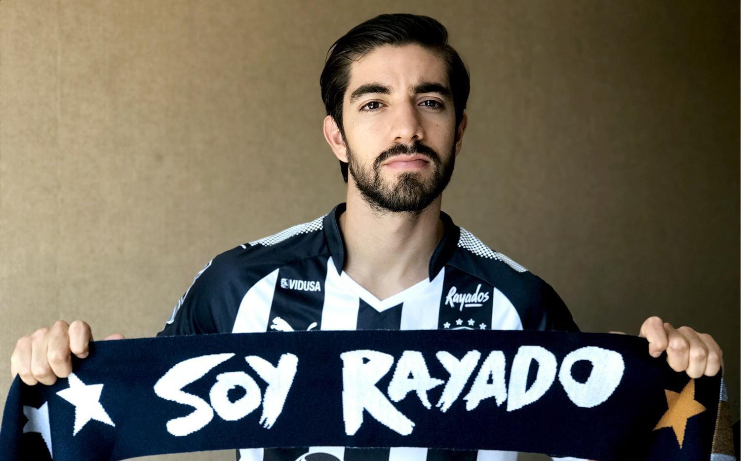 Rodolfo Pizarro pasa de las Chivas al Monterrey.(AGENCIA REFORMA)