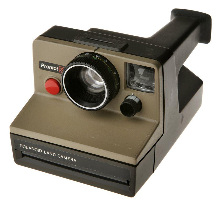 A 2010 Polaroid Pronto! S camera