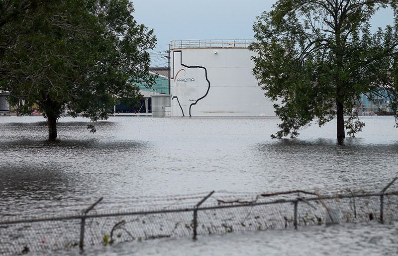 Explosions were reported early Thursday morning at the Arkema Inc. chemical plant in Crosby, Texas, about 25 miles northeast of Houston. The plant lost power and its backup generators due to flooding from Harvey, leaving it without refrigeration for volatile chemicals.