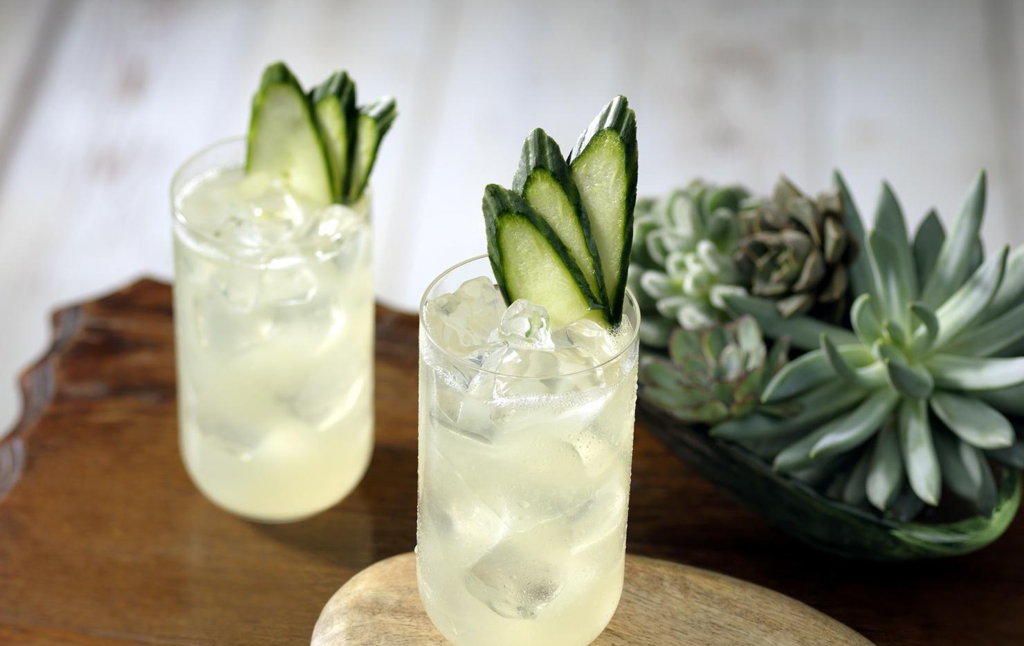 Margarita con sabor a pepino.(AGENCIA REFORMA)