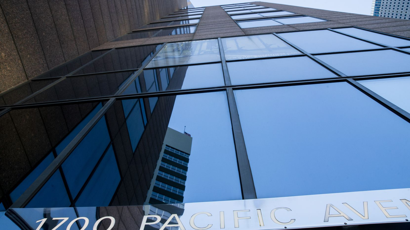 The 1700 Pacific tower in downtown Dallas is getting a major upgrade.