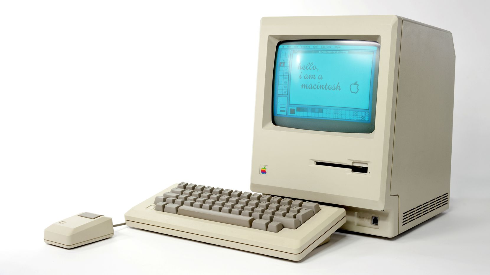 Flashback: Apple Computer's Macintosh took on IBM armed with