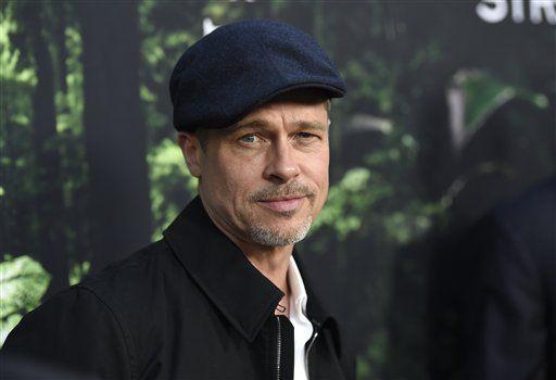 Brad Pitt compartió detalles de su separación de Angelina Jolie. /AP