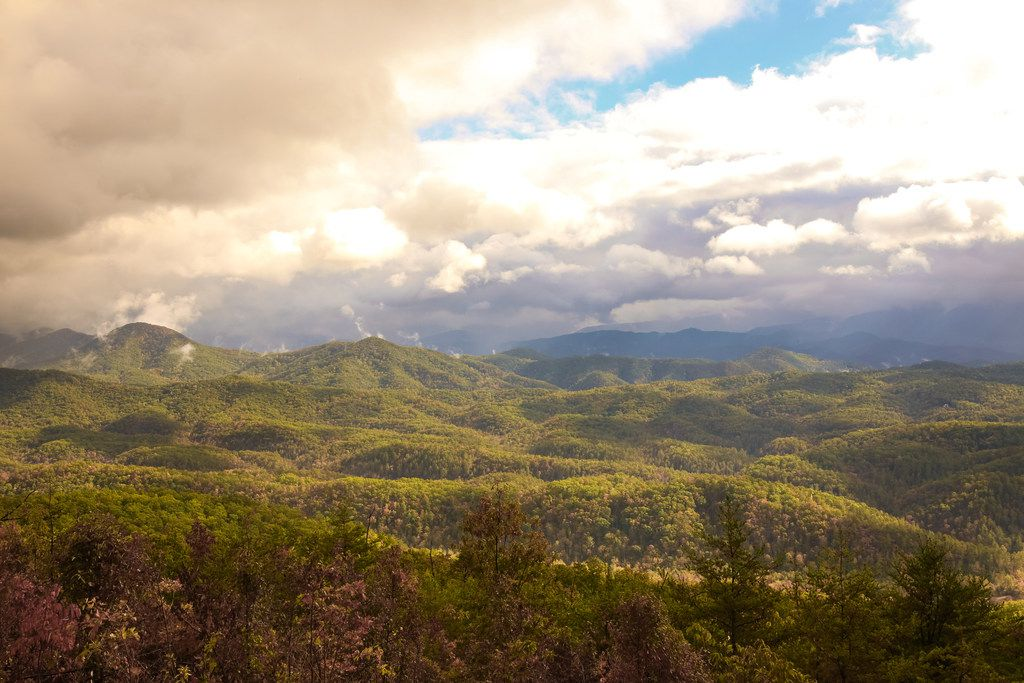 Blackberry Mountain sits on 5,200 bucolic acres at the foothills of the Great Smoky Mountains.