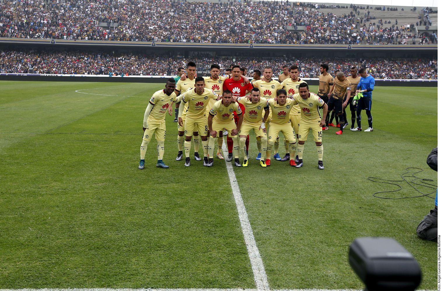 El América viene de ser eliminado por Pumas en las semifinales del torneo Apertura mexicano. / AGENCIA REFORMA