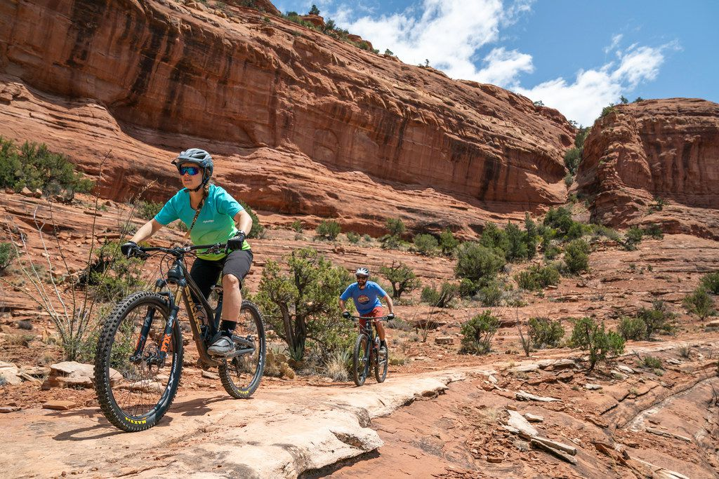 With more than 200 miles of trails snaking in and around the city, Sedona is a premier cycling destination.