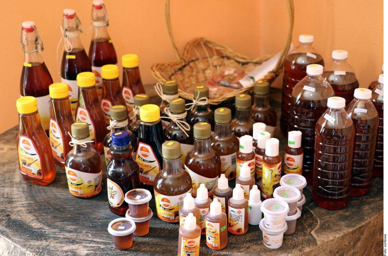 Desde hace más de medio siglo, la miel producida en Campeche es disfrutada en Europa y Medio Oriente. AGENCIA REFORMA