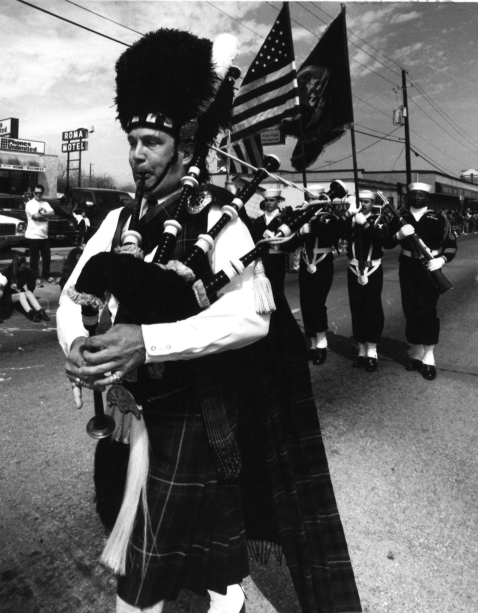 March 16, 1992: Greenville Avenue Saint Patrick's Day parade