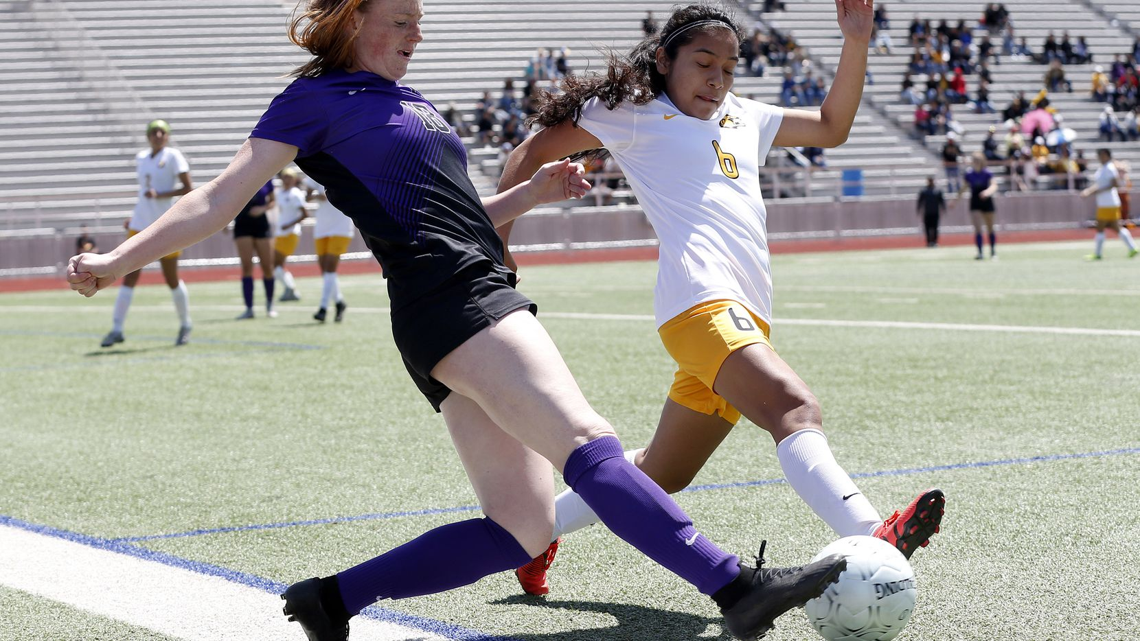 2019 Dallas-area all-district boys and girls soccer teams