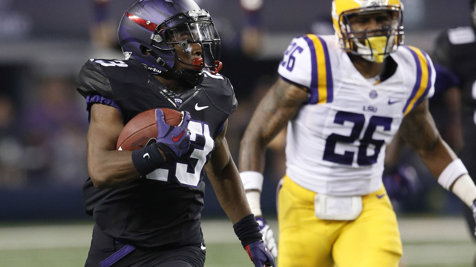 Prediction: TCU defeats SMU in Battle for Iron Skillet