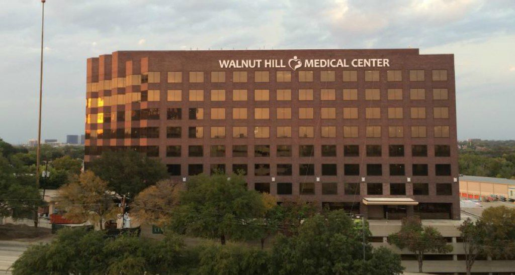 The $100 million Walnut Hill Medical Center opened in 2014 and abruptly closed on June 2. Bankruptcy was filed the following week.