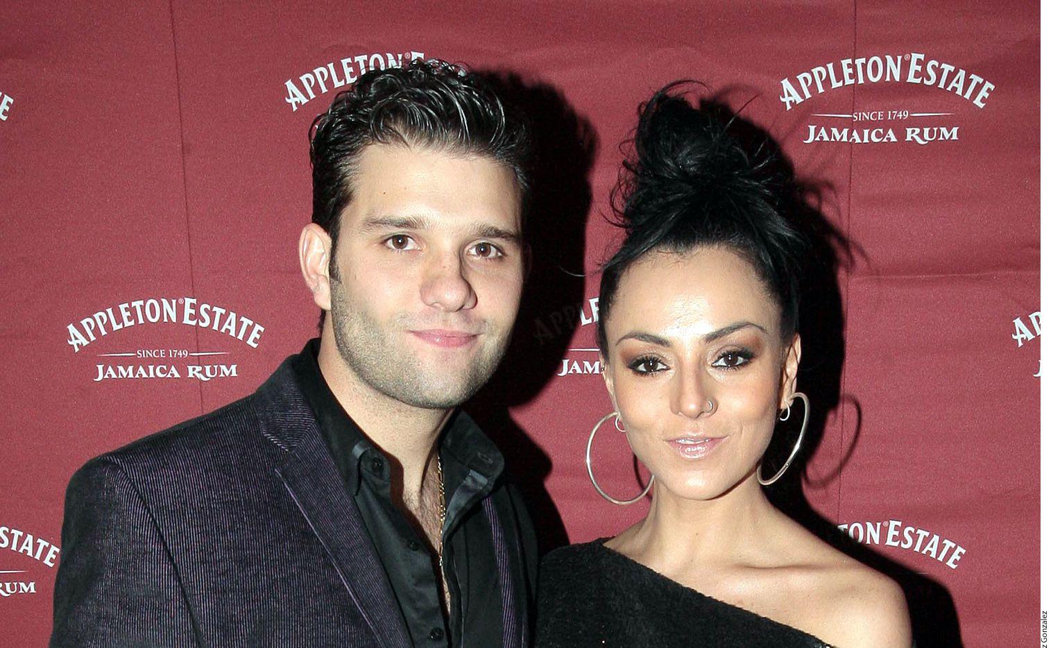 Melanitto y Montero estuvieron juntos por un año y nueve meses./ AGENCIA REFORMA