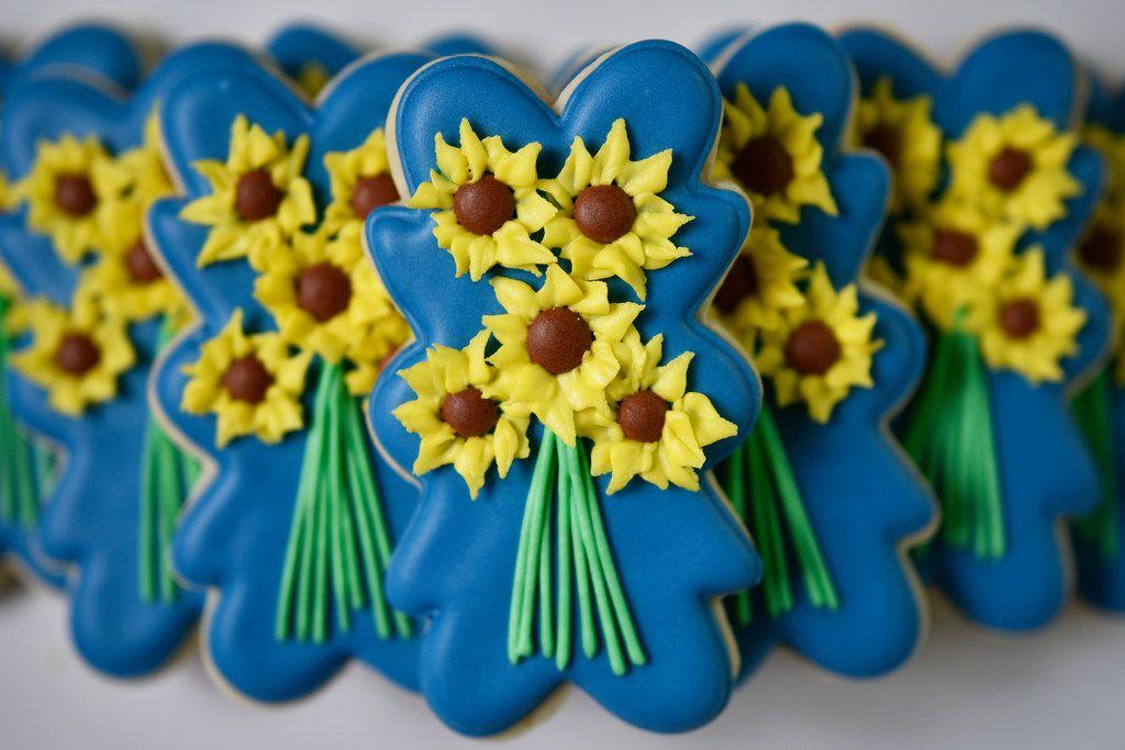 Vanilla bean sugar cookies made by Cale Pruit of Tesoro Baking Co.