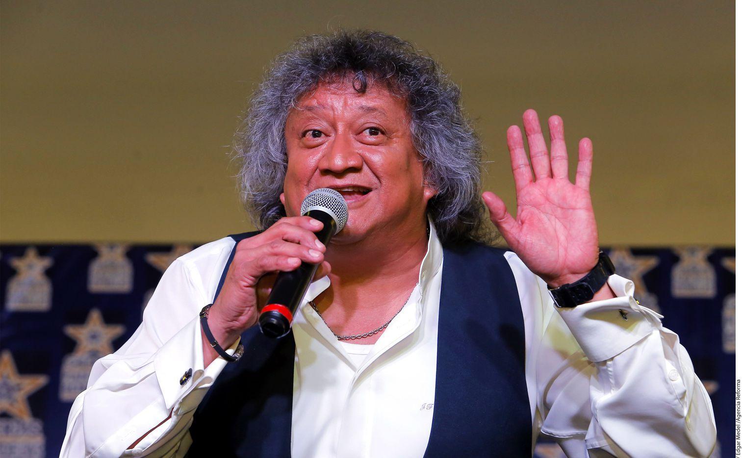 Ladrones irrumpieron este domingo en el domicilio del comediante Jorge Falcón, en Tlalpan. / AGENCIA REFORMA