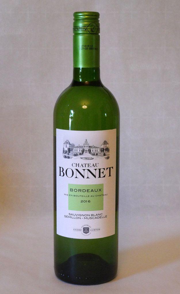 Chateau Bonnet Blanc (Bordeaux, France)