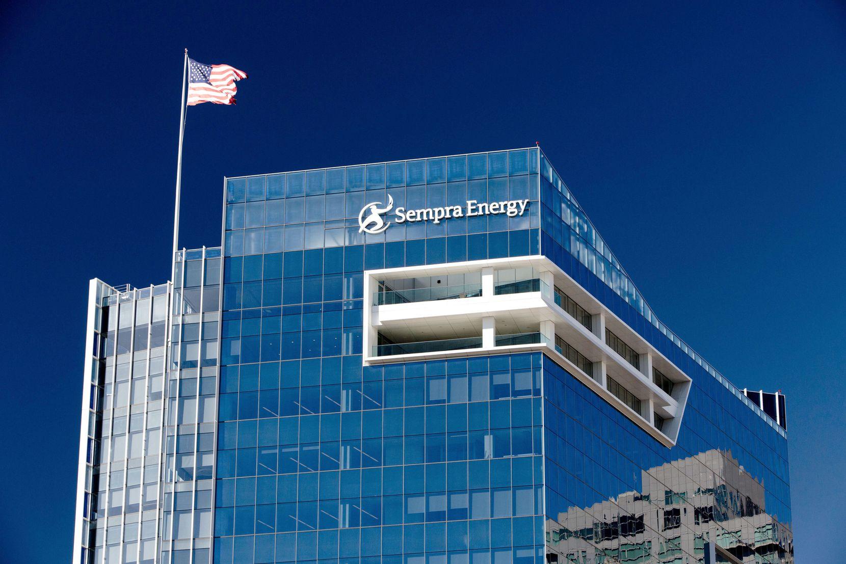 Headquarters of Sempra Energy in San Diego.