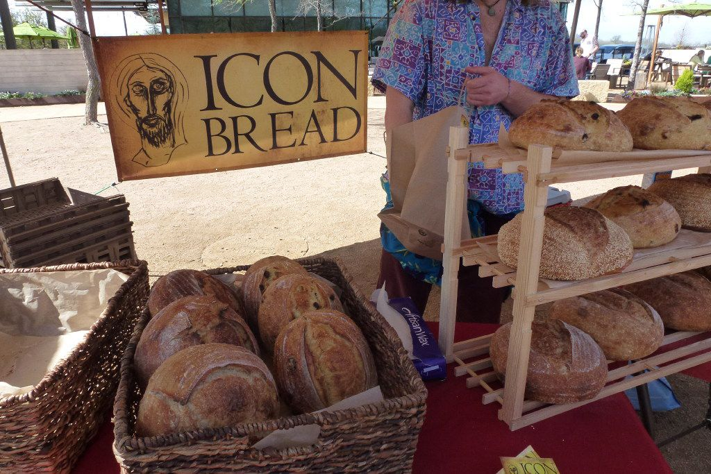 Icon Bread based in Southlake is a family-owned bakery.