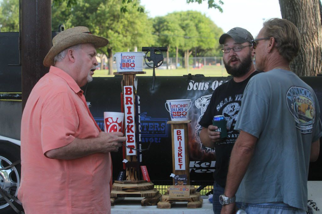 1st Annual Smokin' Blues & BBQ Festival in Duncanville on April 23 was held at Armstrong Park IBCA Sanctioned BBQ Cook Off and Blues concert featuring 6 of the best Blues Bands in D/FW. Proceeds benefit Lions Club Charities such as the Texas Lions Camp in Kerrville, TX supporting Kids with physical disabilities, cancer, and type 1 diabetes.
