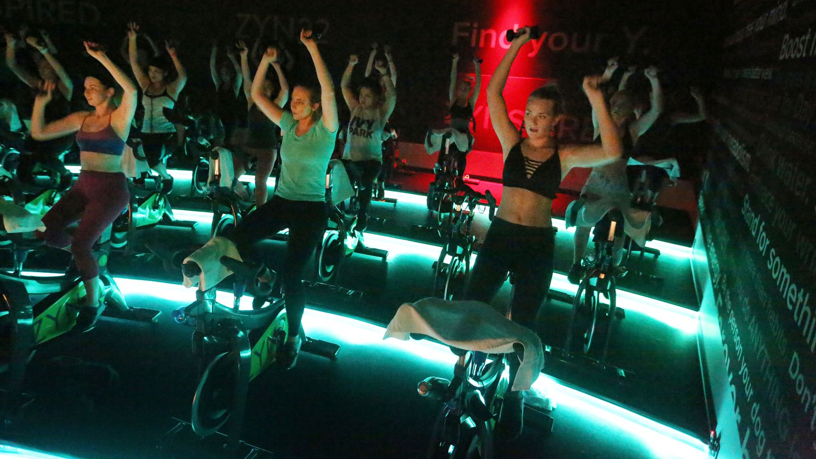 5 totally normal things you're thinking during a SoulCycle