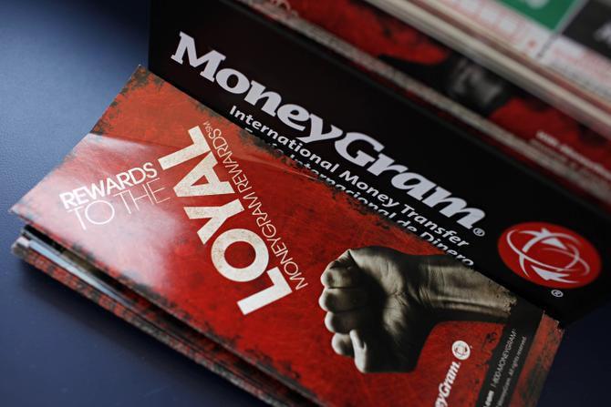 MoneyGram is Walmart's longtime money transfer partner.