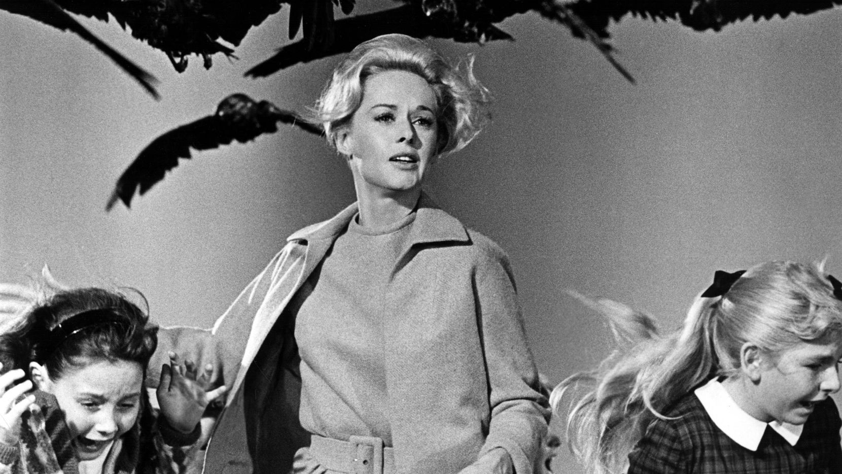 "Hitchcocktober will begin its run this month with Tippi Hedren in Alfred Hitchcock's ""The Birds""  showing for free tonight outside the Angelika Film Center at Mockingbird Station in Dallas."